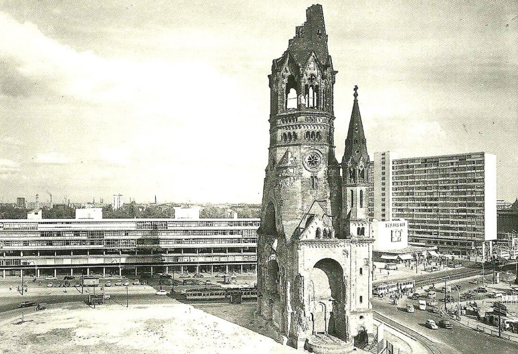 Gedächtniskirche Berlijn