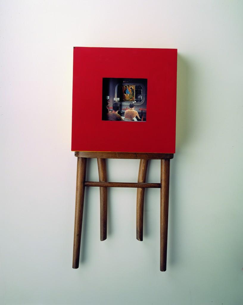 Zonder Titel, 1990, privécollectie